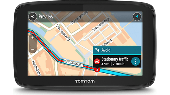 WEBFLEET for passenger cars